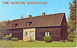Morton Homestead, Prospect Park,PA Postcard