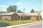 Danner Home, Manheim,PA Postcard