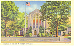 Washington Chapel, Valley Forge,PA Postcard
