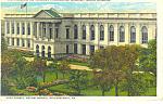 Philadelphia Museums, Philadelphia, PA Postcard 1930