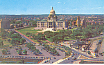 State Capitol,Providence, RI Postcard 1960