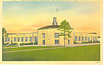 Bob Jones University Greenville, SC Postcard 1961