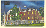 Court House, Greenville SC Postcard
