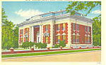 Kershaw County Court House Camden SC Postcard p17869