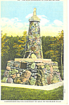 Ross Monument Custer SD  Postcard p17891