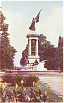 Click here to enlarge image and see more about item p1795: Francis Scott Key Monument Baltimore MD p1795