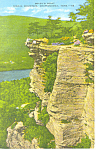 Bradys Point Chattanooga,TN Postcard