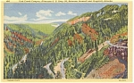 Click here to enlarge image and see more about item p1811: Oak Creek Canyon AZ  Postcard