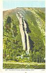 Devils Slide, Weber Canyon,UT Postcard 1936