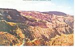 Click here to enlarge image and see more about item p18192: Cedar Breaks National Monument UT Postcard p18192
