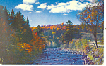 Vermont in Early Fall Postcard