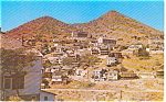 Click here to enlarge image and see more about item p1823: Jerome AZ Ghost Town Postcard