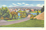 Click here to enlarge image and see more about item p18247: Brattleboro VT Postcard p18247