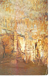 Cathedral Room,�Endless Caverns VA Postcard