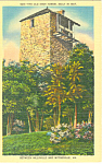 Old Shot Tower, Jackson's Ferry,VA Postcard