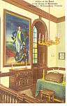 Clerks Office,The Capitol, Willamsburg,VA Postcard
