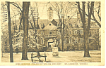 Wren Bldg,College Of William And Mary,VA Postcard