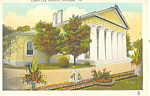 Custis Lee Mansion, Arlington,VA Postcard 1928