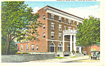 Princess Anne Hotel, Fredericksburg,VA Postcard