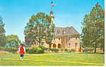 Colonial Capitol, Willamsburg,VA Postcard