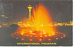 Click here to enlarge image and see more about item p18412: Seattle World s Fair Seattle WA Postcard p18412 1962
