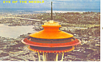 Eye of the Needle Seattle WA Postcard p18419 1963
