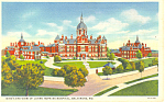 Click here to enlarge image and see more about item p18541: John Hopkin s Hospital Baltimore MD Postcard p18541