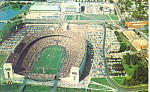 Ohio State University Stadium Postcard p18559