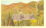 Banff Springs Hotel Banff National Park, Canada Postcar