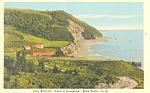 Cape Blomidon Nova Scotia,Canada Postcard