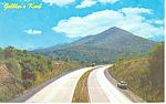 Gobbler's Knob, PA Turnpike  Postcard
