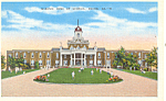 Masonic Home of Georgia, Macon, GA Postcard