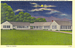 Children's Building Lake Junaluska, NC Postcard