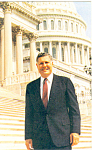 Click here to enlarge image and see more about item p18663: Congressman Gus Yatron p18663
