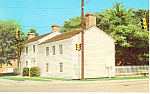Territorial Restoration  Little Rock  AR Postcard P18680