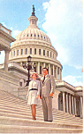 Click here to enlarge image and see more about item p18689: Congressman Gus Yatron Postcard p18689