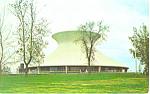 St Louis Planetarium, St Louis, MO Postcard 1964