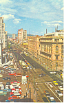 San Juan de Letran, Mexico Postcard 1971