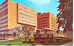 Lancaster General Hospital, Lancaster, PA Postcard