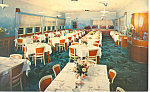 Ridgewood Hotel Dining Room Daytona Beach Florida p18803