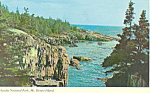 Acadia National Park, Mt Desert Island, Maine