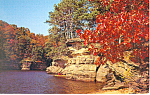 Foot of the Narrows,Wisconsin Dells,Wisconsin