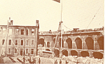 Confederate Flag Over Fort Sumter SC p18870