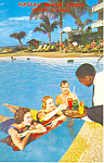 Click here to enlarge image and see more about item p18876: Nassau Beach Lodge, Nassau, Bahamas