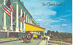 Grand Hotel Mackinac Island  Michigan p18882