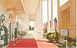 Porch Grand Hotel Mackinac Island Michigan p18905