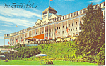 The Grand Hotel Mackinac Island Michigan p18906