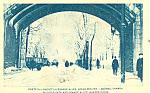 St Louis Gate Grande Allee Quebec Canada