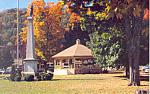 Gazebo Bandstand,Coudersport,Pennsylvania