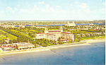 Breakers Hotel Palm Beach Florida Postcard p18973